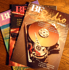 BE Radio; Skip Pizzi served as Editor and Editor-in-Chief
