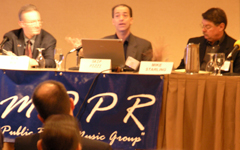 AMPPR Conference: Scott Hanley, Skip Pizzi, Mike Sterling