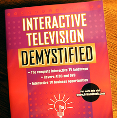 Interactive Television Demystified, Skip Pizzi contributing author